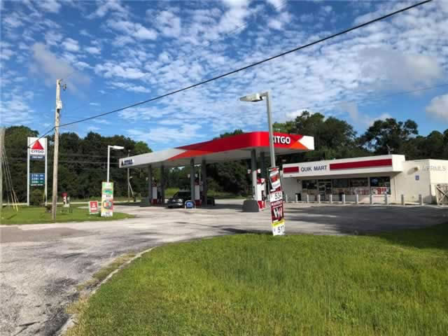 Gas Station For Sale in Lakeland, Florida $515,000